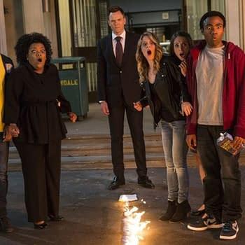Community Cast Open to Movie Dan Harmon on Fence