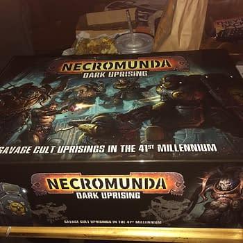 Review: Games Workshops Necromunda: Dark Uprising