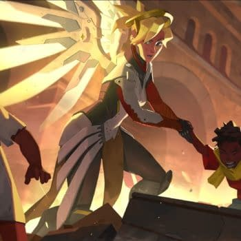 """""""Overwatch"""" Launches Mercy's Recall Challenge This Week"""