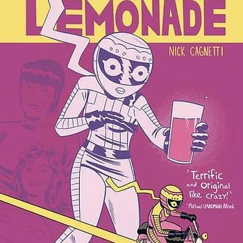 Second Printings for X-Men #2 and Pink Lemonade #1