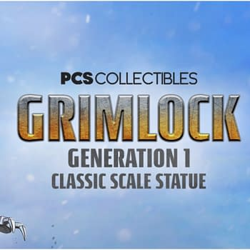 Grimlock Roars His Way in with New Statue [First Look]