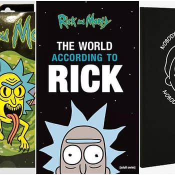 Rick and Morty: Oh Geez Rick Not Another Gift Guide