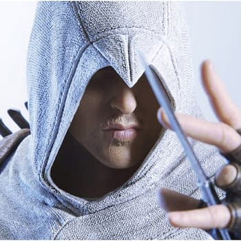 Assassins Creed Altair Is Ready to Play with New Pure Arts Statue