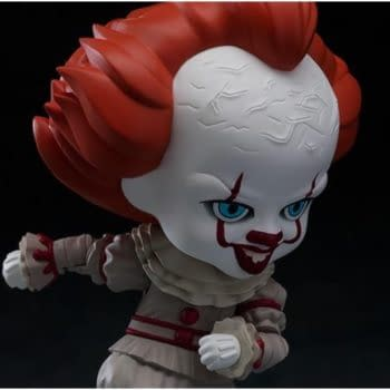 Pennywise is Ready for Georgie with New Nendoroid Figure