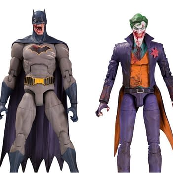 DCeased Infects DC Collectibles with New DC Essentials Figures