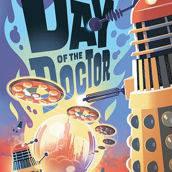 New Art Designs For Doctor Who Episodic Collection Debut For Black Friday From Adrian Salmon and Rian Hughes