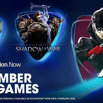 PlayStation Now Adds Persona 5 and More For November