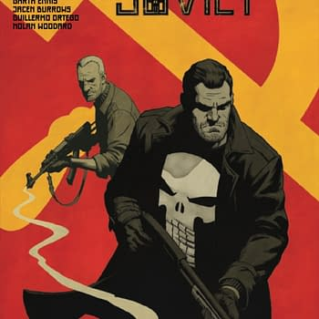 Welcome Back Garth in Punisher: Soviet #1 [Preview]