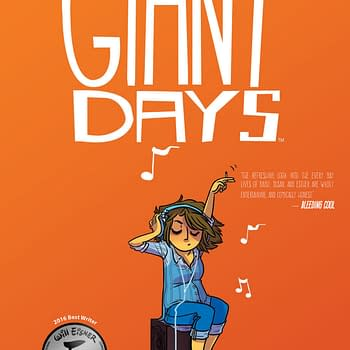 BOOM to Publish The Quotable Giant Days in July