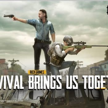 """Giveaway: """"The Walking Dead"""" Pack For """"PUBG Mobile"""""""