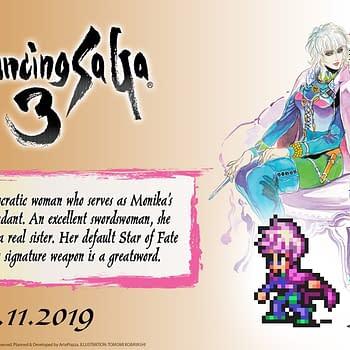 """Romancing SaGa 3"" Receives New Character Introductions"