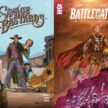 Savage Bastards and Battlecats Launch in Mad Cave Studios' February 2020 Solicitations