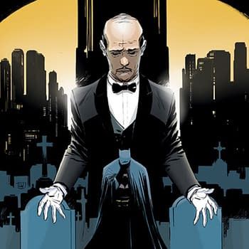 Alfred Pennyworth Gets His Own One-Shot from DC Comics&#8230 After Hes Dead