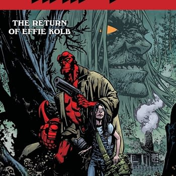 Dark Horse to Publish Sequel to Hellboy: The Crooked Man in February by Mike Mignola and Zach Howard