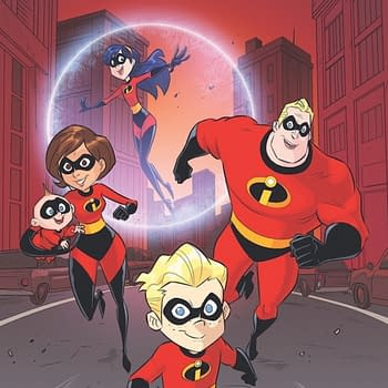 Dark Horse to Publish Sequel to Comic Book Sequel to Sequel to Incredibles