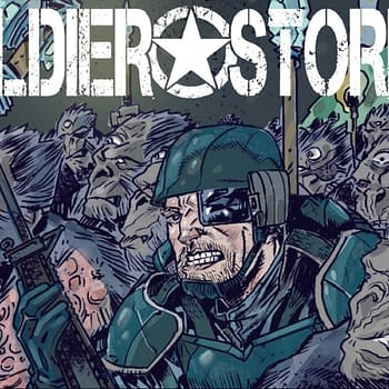 Top Cow Launches Kickstarter for Soldier Stories: Veteranthology Profits Shared With USVAA