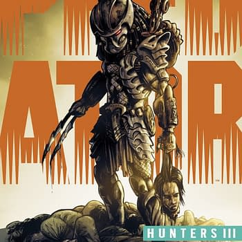 Predator Returns to the Jungle for Predator Hunters III at Dark Horse in February