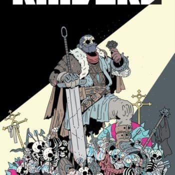 CROM and Daniel Freedman's Raiders Comes to Dark Horse Next June