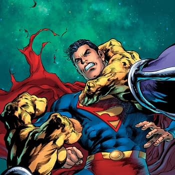 Mongul to use Earth as a Toilet in Februarys Superman #20