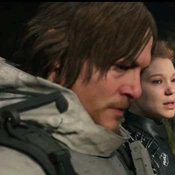 Bring Me The Horizons Ludens Video Features Death Stranding Footage