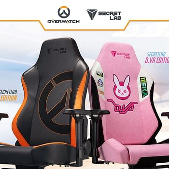 Secretlab Partners With Blizzard For New Overwatch Gaming Chairs