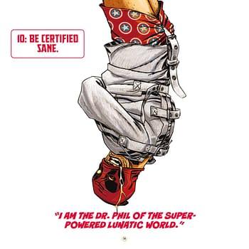 Bleeding Cool Gets a Peek Inside The Philosophy Of Deadpool For #12DaysOfDeadpool