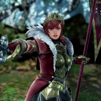 """SoulCalibur VI"" Introduces New DLC Fighter Hilde"