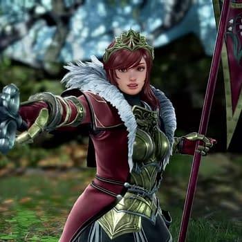 SoulCalibur VI Introduces New DLC Fighter Hilde
