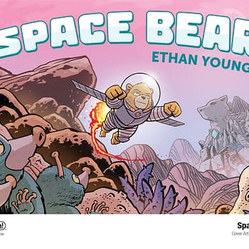 Comic Book Publisher BOOM Studios Vows to Put a Bear in Space by 2020