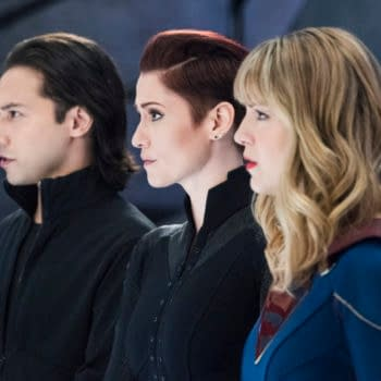"""""""Supergirl"""" Season 5 """"Dangerous Liaisons"""": Because VR Contact Lenses Can Never Go Wrong… Right? [PREVIEW]"""