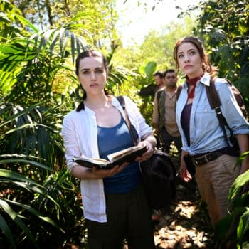 """""""Supergirl"""" Presents… """"Confidence Women"""": Lena and Andrea's Excellent Jungle Adventure! [PREVIEW]"""