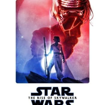 'Star Wars: Rise of Skywalker' Gets a New IMAX Poster