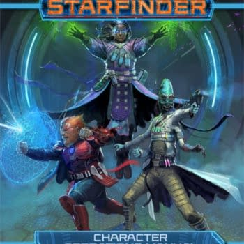 """""""Starfinder Character Operations Manual"""" Brings New Classes"""