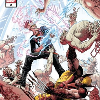 X-Force #2 Starring Wolverine is a Tale of Two Dicks... and a Resurrection Plan [Spoilers]