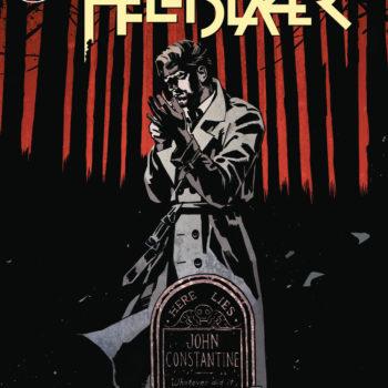 Prime Minister Boris Johnson to Debut (Naked) in John Constantine: Hellblazer from DC Comics in November