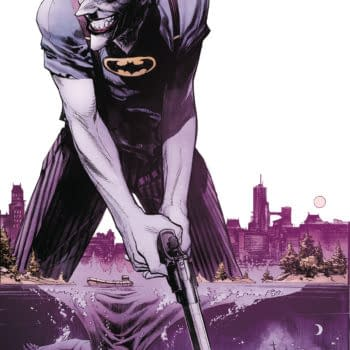 Batman: Curse Of The White Knight #5 Out a Week Early to Avoid DC Comics Massive Week Before Christmas