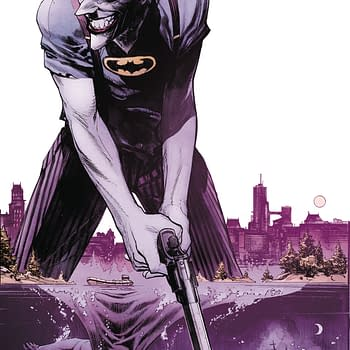 An Early Batman: Curse Of The White Knight #5 to Avoid DC Comics Massive Week Before Christmas