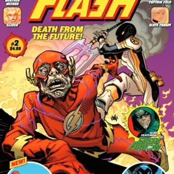 DC Comics Reveals Flash Giant #2 – But Cancels Orders for DC War Giant #1 and Teen Titans Go Giant #2