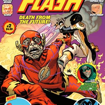 DC Comics Reveals Flash Giant #2 &#8211 But Cancels Orders for DC War Giant #1 and Teen Titans Go Giant #2