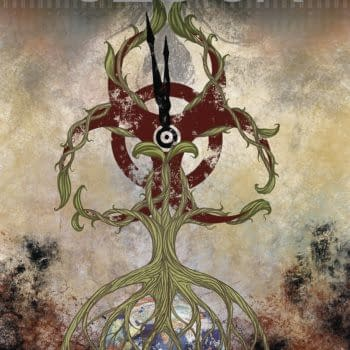 Preview: The Clock#1 byMatt HawkinsandColleen Doran, from Image Comics This Wednesday