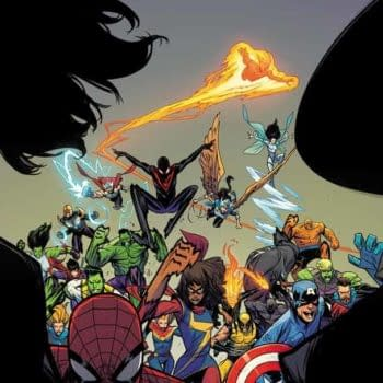 Marvel Comics Sends Incoming #1 For Second Printing Before First Printing FOC
