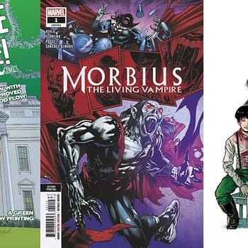 Second Printings for Morbius Heartbeat Bernie Sanders and More