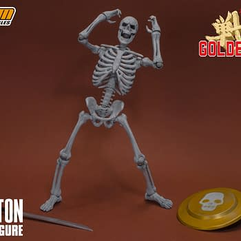 Golden Axe Skeletons Get a Two Pack from Storm Collectibles