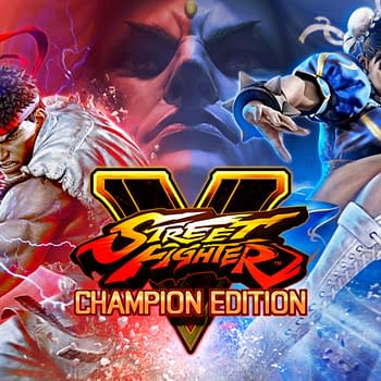 Capcom Announces Street Fighter V: Champion Edition