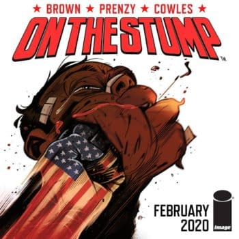 Chuck Brown and Prenzy Launch On The Stump in February, From Image Comics