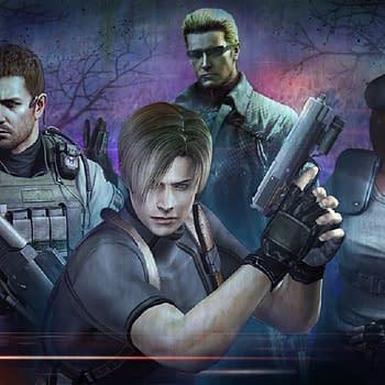 Super Smash Bros. Ultimate Receives Resident Evil Spirits This Week