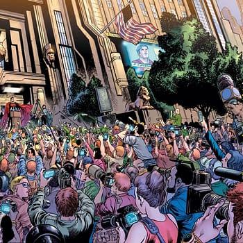 DC Comics Not Reprinting Superman #17 Despite Secret Identity-Revealing Sellout