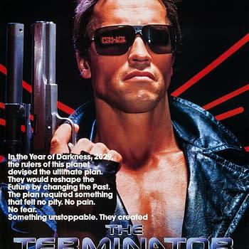 Potts Shots: Gen Z Vs. The Terminator (1984)