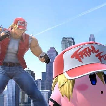 Terry Bogard Makes His Super Smash Bros. Ultimate Debut