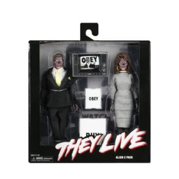NECA's They Live 2 Pack Final Packaging Shots Revealed